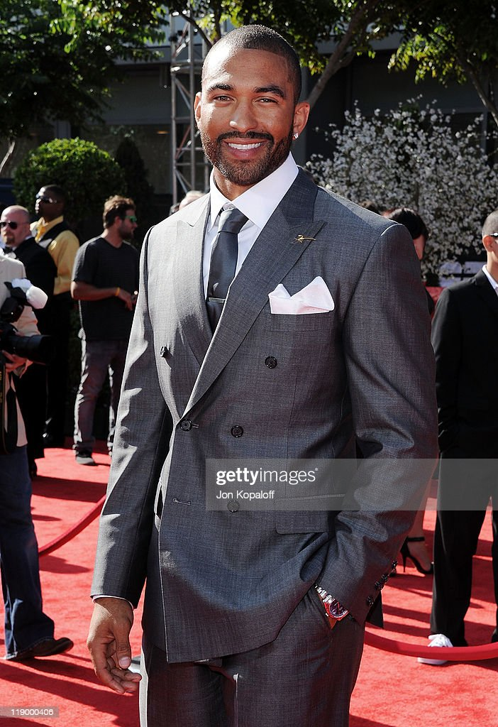 Matt Kemp arrives at the 19th Annual ESPY Awards at Nokia Theatre L.A. Live on July 13, 2011 in Los Angeles, California.