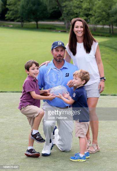 Matt Kuchar Family Stock Photos And Pictures Getty Images
