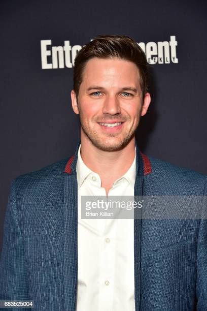 Matt Lanter attends the Entertainment Weekly People New York Upfronts at 849 6th Ave on May 15 2017 in New York City