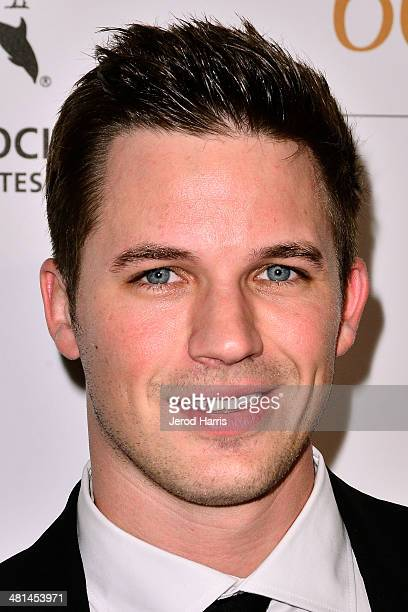 Matt Lanter attends the Humane Society of the United States 60th Anniversary Benefit Gala at The Beverly Hilton Hotel on March 29 2014 in Beverly...