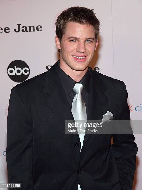 Matt Lanter during 'CommanderinChief' Inaugural Ball and Premiere Screening at Regent Beverly Wilshire in Beverly Hills California United States
