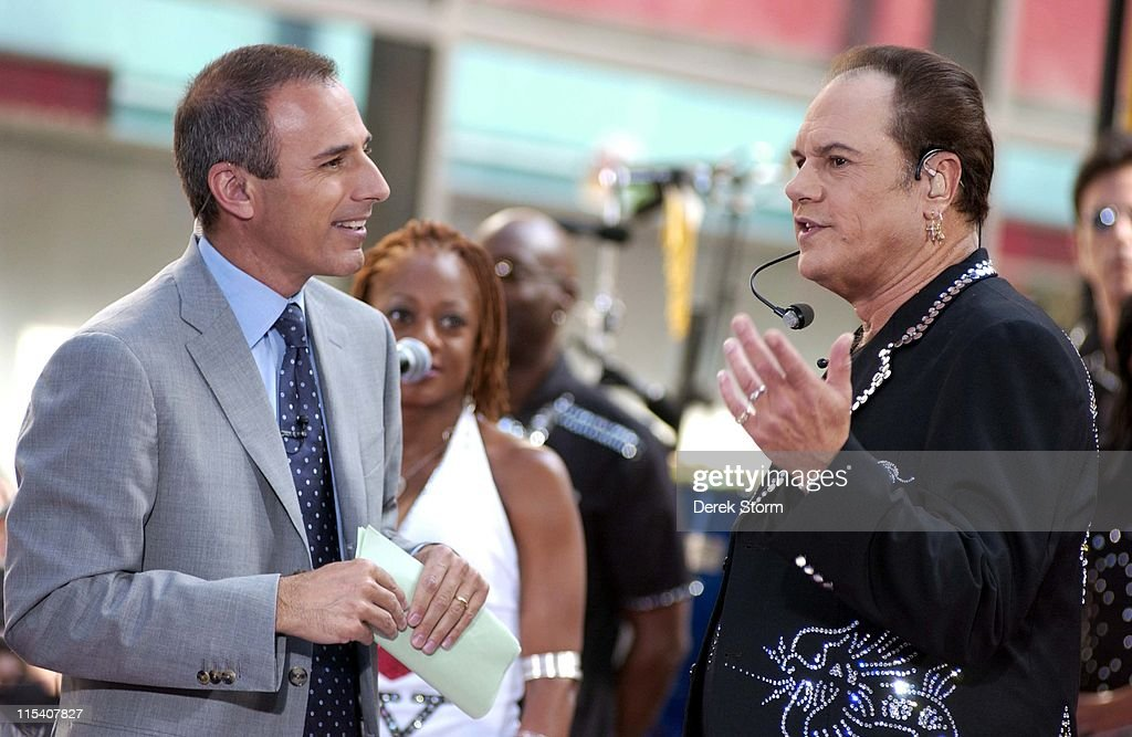 <a gi-track='captionPersonalityLinkClicked' href=/galleries/search?phrase=Matt+Lauer&family=editorial&specificpeople=206146 ng-click='$event.stopPropagation()'>Matt Lauer</a> & <a gi-track='captionPersonalityLinkClicked' href=/galleries/search?phrase=Harry+Wayne+Casey&family=editorial&specificpeople=227394 ng-click='$event.stopPropagation()'>Harry Wayne Casey</a> of KC & The Sunshine Band