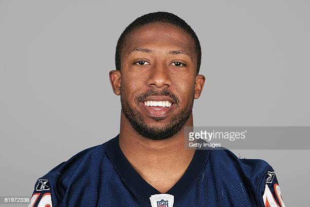 Matt Lawrence of the Chicago Bears poses for his 2008 NFL headshot at photo day in Chicago Illinois