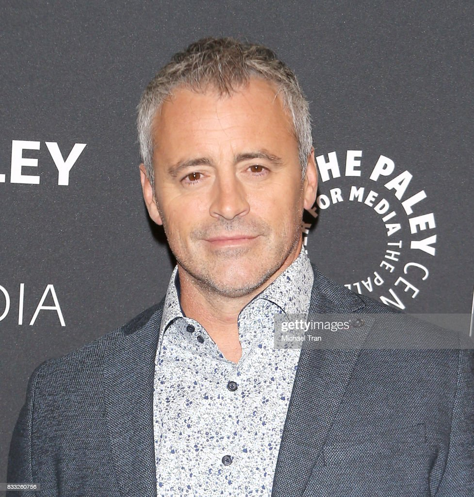 Matt LeBlanc arrives at the 2017 PaleyLive LA Summer Season - premiere screening and conversation for Showtime's 'Episodes' held at The Paley Center for Media on August 16, 2017 in Beverly Hills, California.