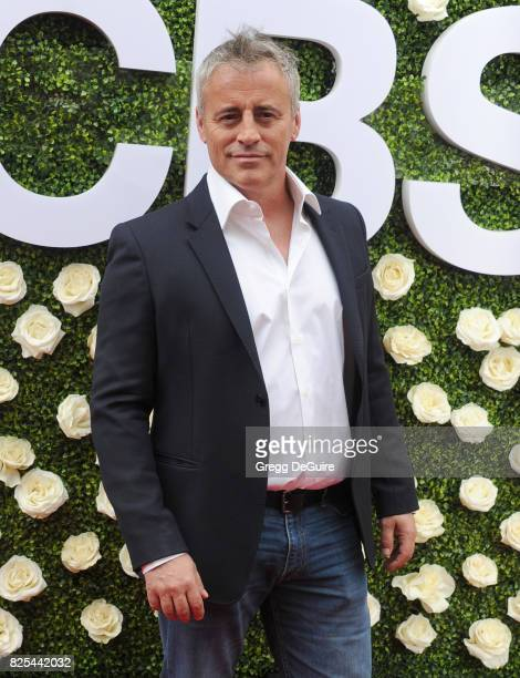 Matt LeBlanc arrives at the 2017 Summer TCA Tour CBS Television Studios' Summer Soiree at CBS Studios Radford on August 1 2017 in Studio City...