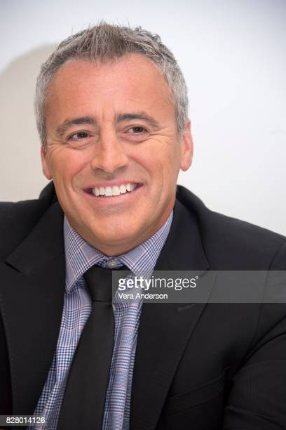 Matt LeBlanc at the 'Episodes' Press Conference at the Four Seasons Hotel on August 7 2017 in Beverly Hills California