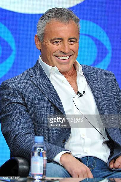 Matt LeBlanc attends the CBS 2016 Summer TCA Panel at The Beverly Hilton Hotel on August 10 2016 in Beverly Hills California