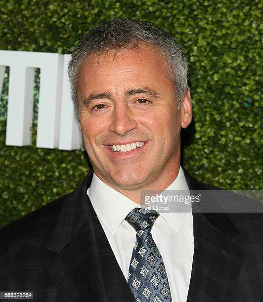 Matt LeBlanc attends the CBS CW Showtime Summer TCA Party at Pacific Design Center on August 10 2016 in West Hollywood California