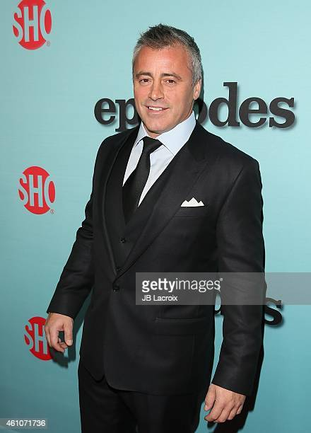 Matt LeBlanc attends the Showtime celebration of the allnew seasons of 'Shameless' 'House Of Lies' And 'Episodes' at Cecconi's Restaurant on January...