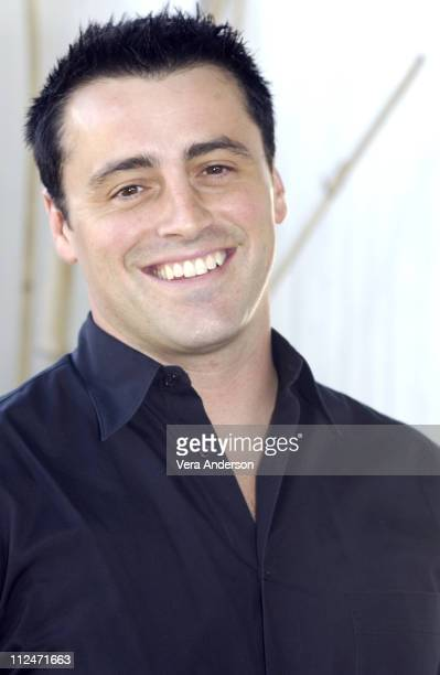 Matt LeBlanc during 'Friends' 10th Season Press Conference with Matt LeBlanc at Private Location in West Hollywood California United States