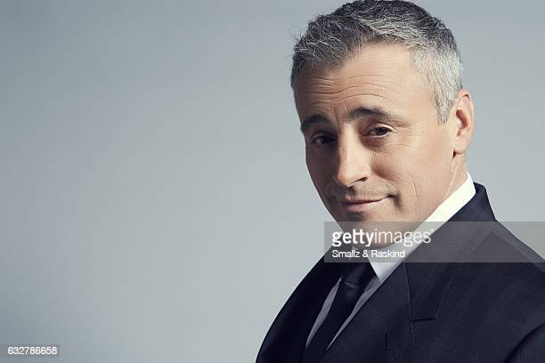 Matt LeBlanc poses for a portrait at the 2017 People's Choice Awards at the Microsoft Theater on January 18 2017 in Los Angeles California