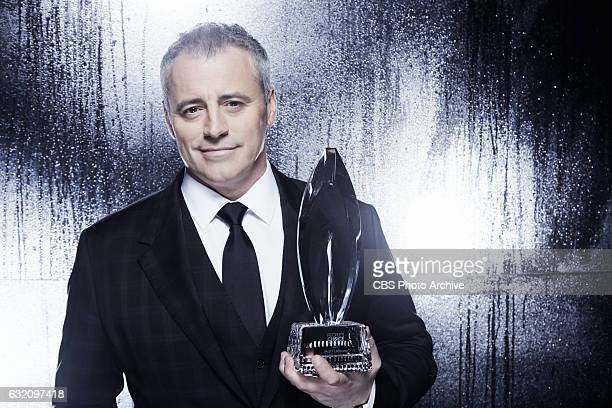Matt LeBlanc visits the CBS Photo Booth during the PEOPLE'S CHOICE AWARDS the only major awards show where fans determine the nominees and winners...