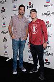 Matt Leinart Foundation's 10th Annual Celebrity Bowl For Charity - Arrivals