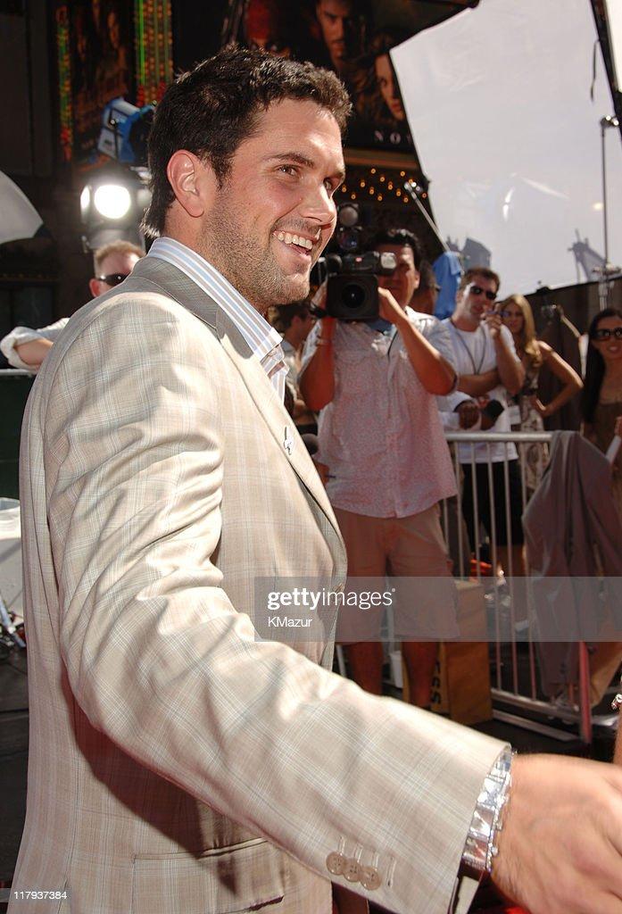 Matt Leinart during 2006 ESPY Awards - Red Carpet at Kodak Theatre in Los Angeles, California, United States.