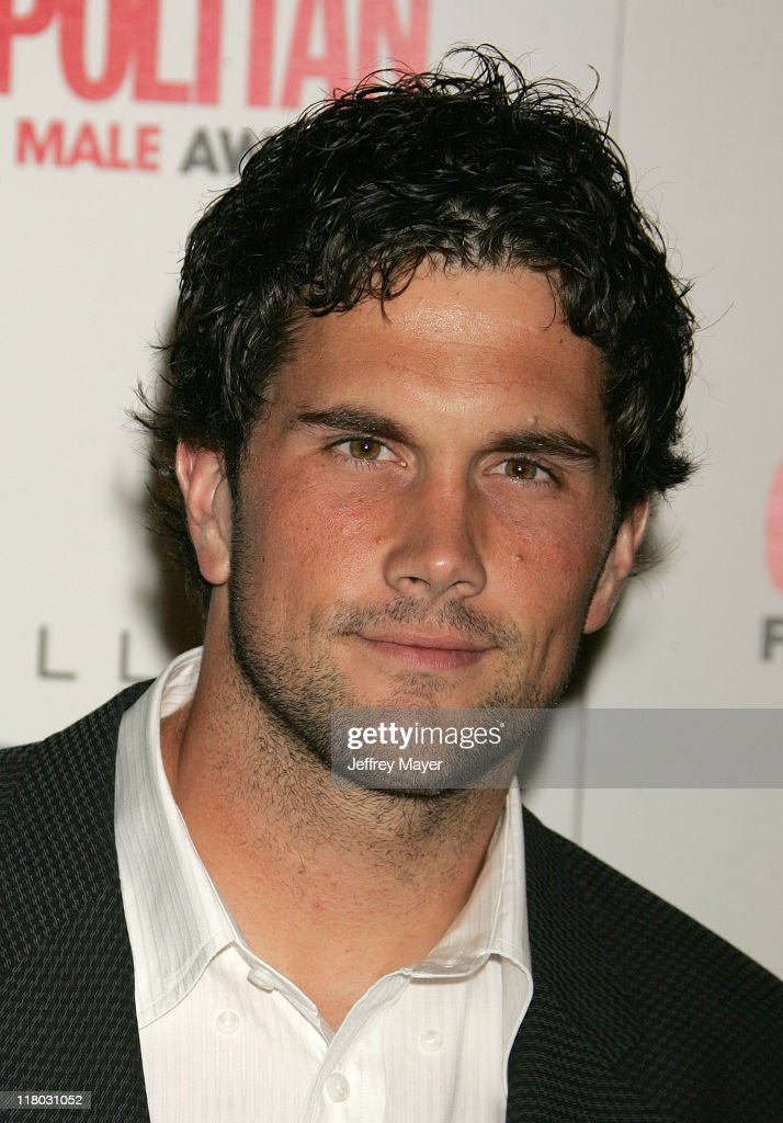 Matt Leinart during Cosmopolitan Presents Its Fun Fearless Male Awards - Arrivals at Day After in Hollywood, California, United States.