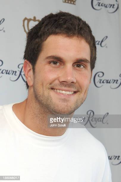 Matt Leinart during ESPY Style Lounge Day 1 at Mondrian Hotel in Los Angeles California United States