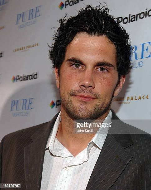 Matt Leinart during Pure Nightclub Hosts Matt Leinart Draft Party May 2 2006 at Pure in Las Vegas Nevada United States