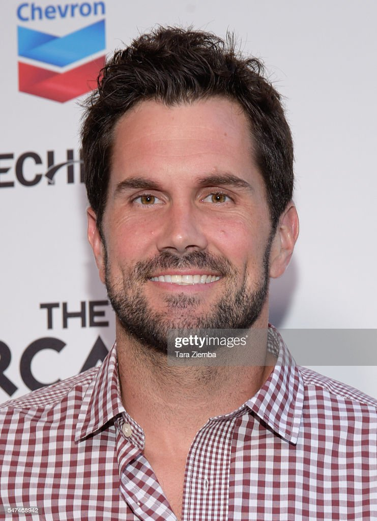 Matt Leinart hosts the 10th Annual Celebrity Bowl for Charity at Lucky Strike Lanes on July 14, 2016 in Hollywood, California.