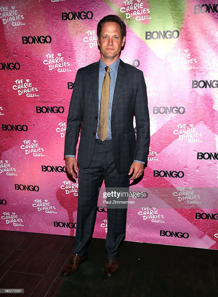 Matt Letscher attends 'The Carrie Diaries' Season Two Premiere Party at Gansevoort Park Avenue on September 28, 2013 in New York City.