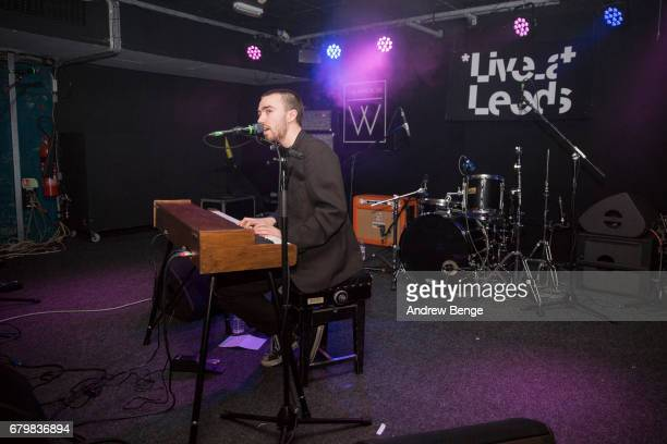 Matt Maltese performs at The Wardrobe during Live At Leeds on April 29 2017 in Leeds England Live at Leeds is a music festival that takes place...