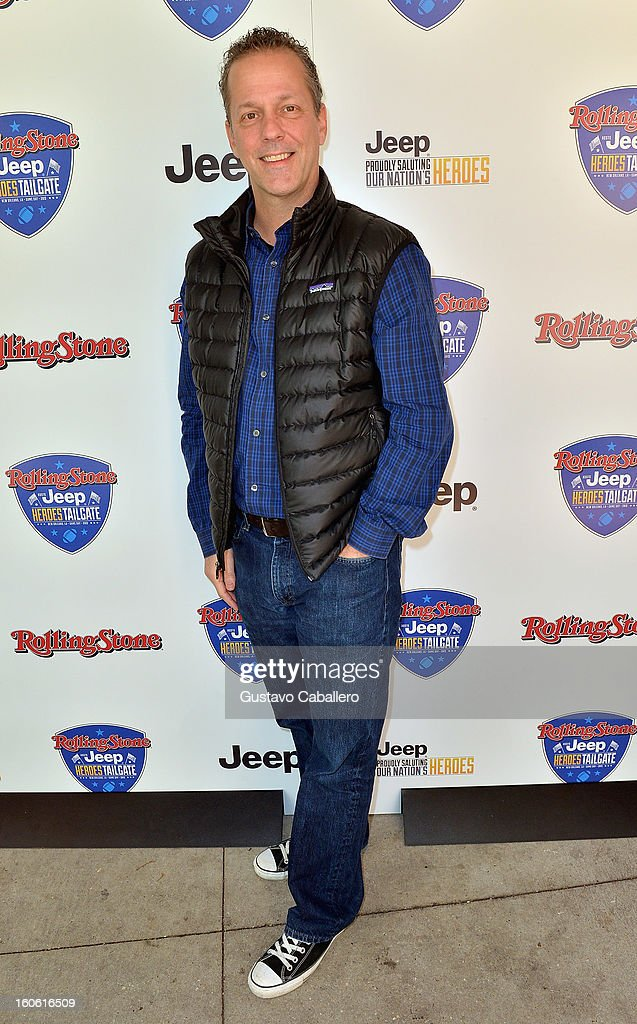 Matt Mastrangelo attends the Rolling Stone Hosted Jeep Heroes Tailgate on February 3, 2013 in New Orleans, Louisiana.