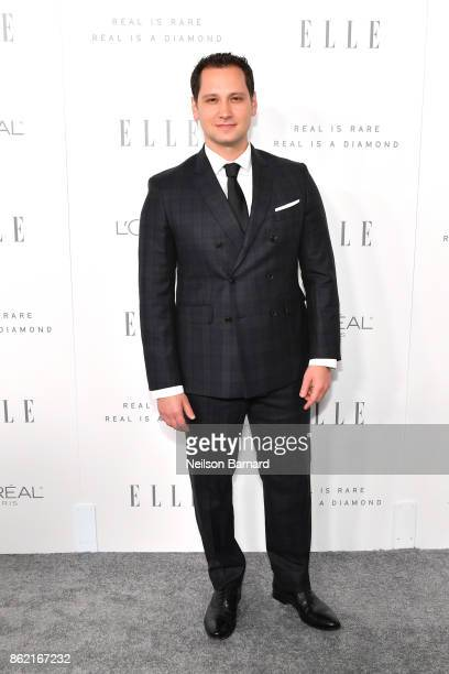 Matt McGorry attends ELLE's 24th Annual Women in Hollywood Celebration presented by L'Oreal Paris Real Is Rare Real Is A Diamond and CALVIN KLEIN at...