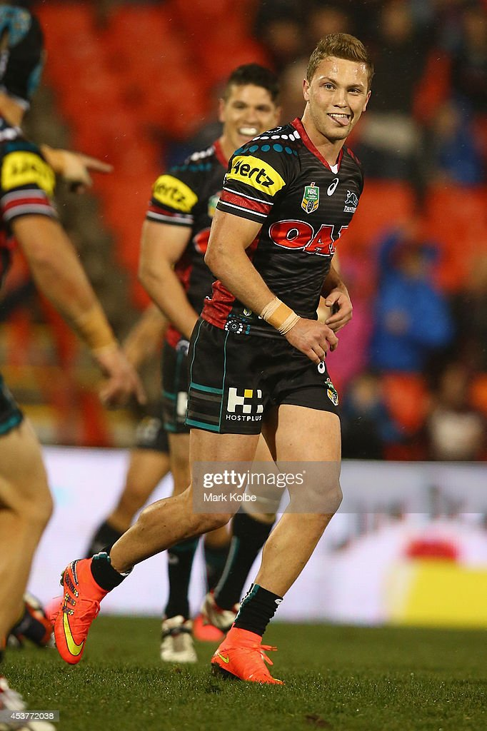 NRL Rd 23 - Panthers v Cowboys