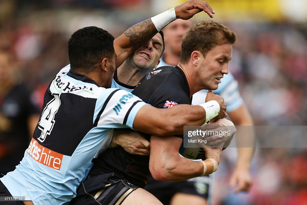 NRL Rd 8 -  Panthers v Sharks