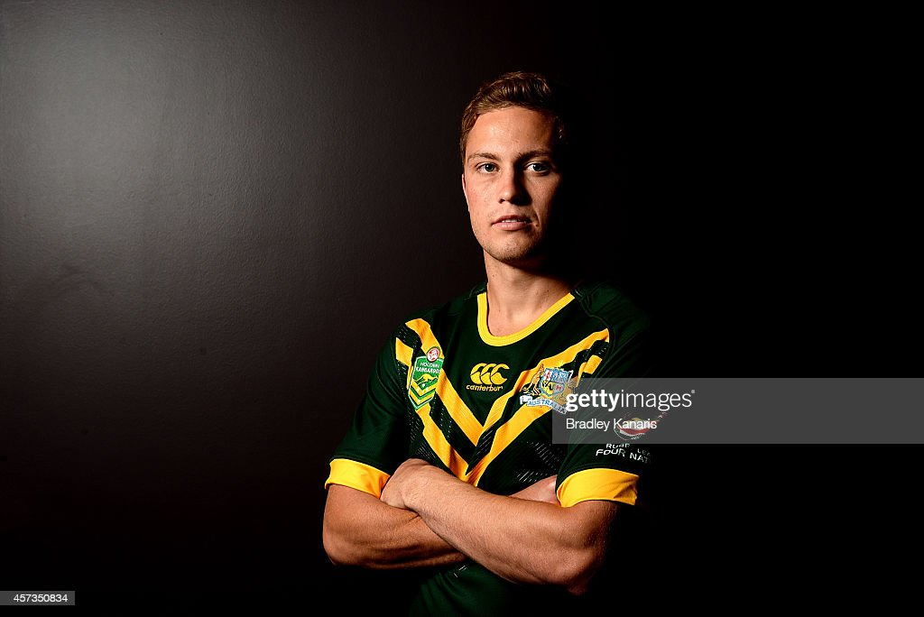 Australian Kangaroos Four Nations Media Session