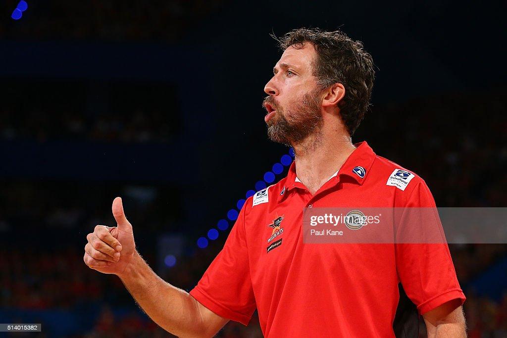 NBL Grand Final - Perth v New Zealand: Game 3