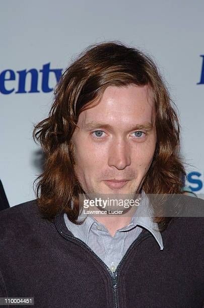 Matt Pelham of The Features during Live It Loud with Dentyne Presents The Walkmen and Ben Kweller to Benefit the VH1 Save the Music Foundation at...