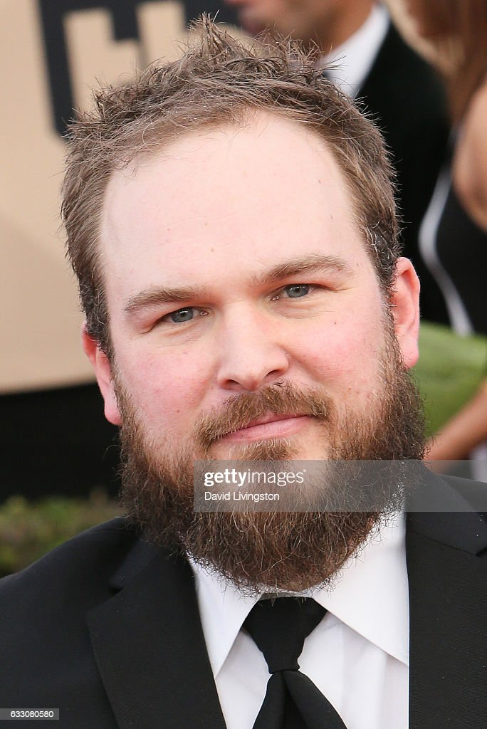 Matt Peters attends the 23rd Annual Screen Actors Guild Awards at The Shrine Expo Hall on January 29, 2017 in Los Angeles, California.