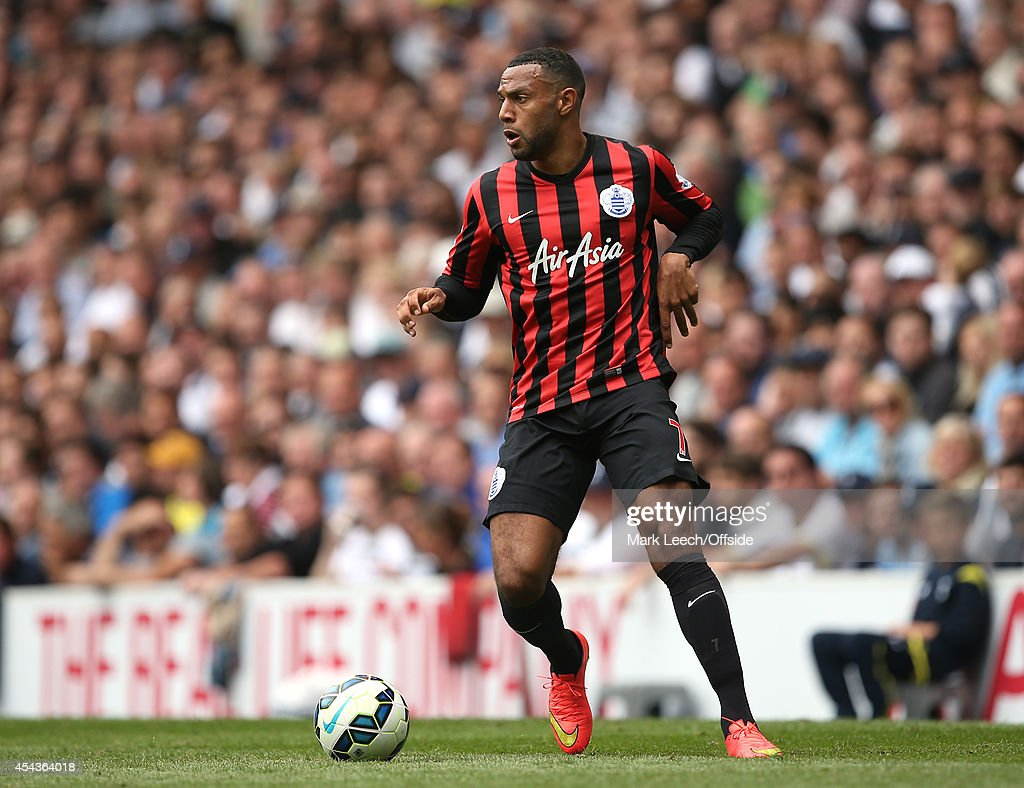 Matt Phillips of Rangers during the Barclays Premier League match between Tottenham Hotspur and Queens Park Rangers at White Hart Lane on August 24, 2014 in London, England.