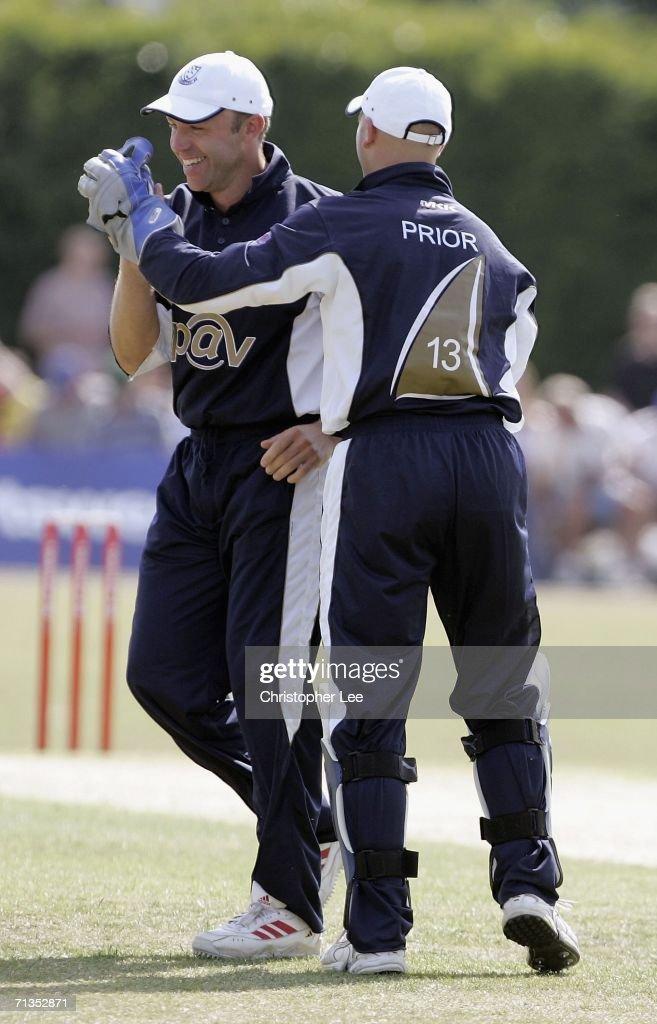 Twenty20 Cup - Middlesex v Surrey