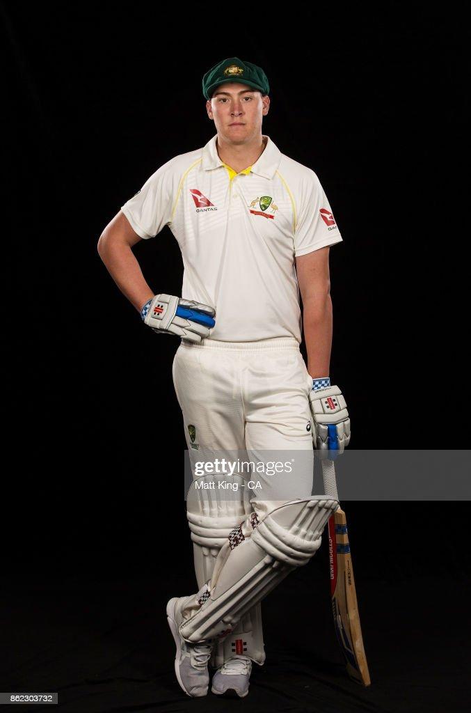 Australian Test Team Portrait Session