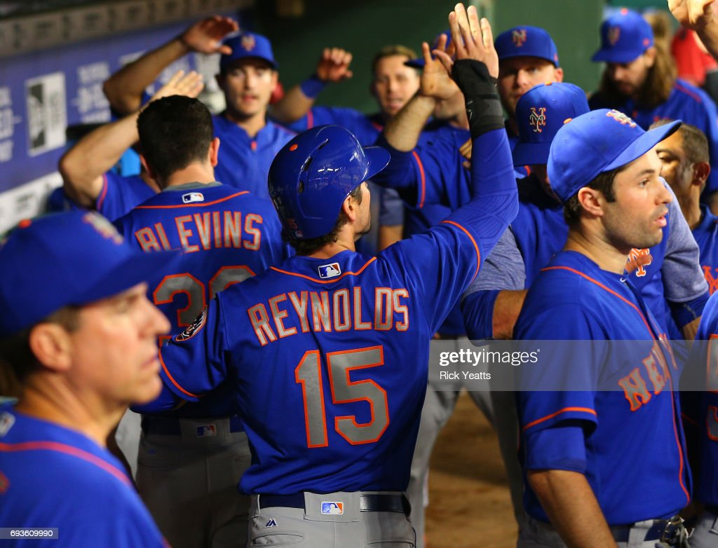 New York Mets v Texas Rangers