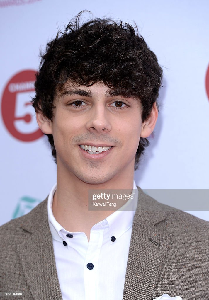 Matt Richardson attends the Tesco Mum of the Year awards at The Savoy Hotel on March 23, 2014 in London, England.