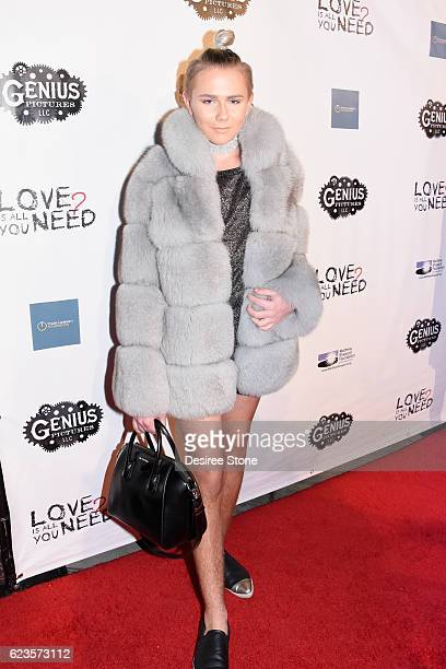 Love And The Fur Coat Stock Photos And Pictures