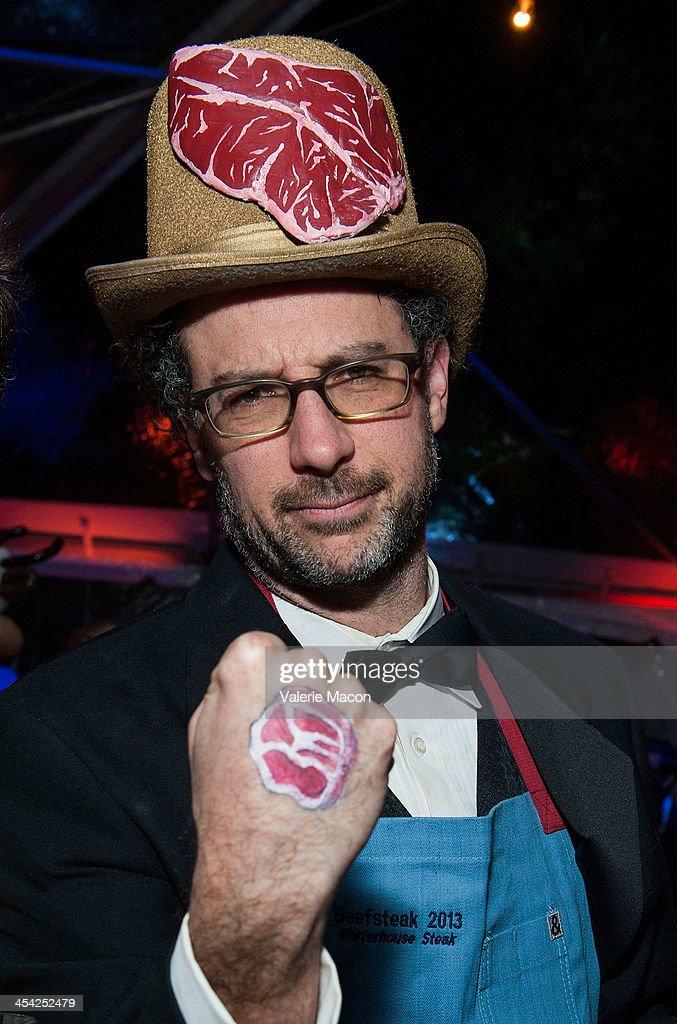 Matt Selman attends Beefsteak 2013 at Vibiana on December 7, 2013 in Los Angeles, California.