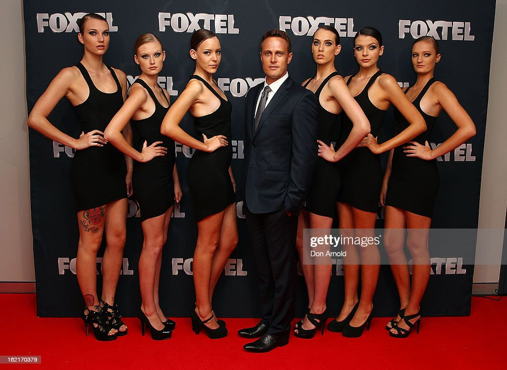 Foxtel 2013 Launch