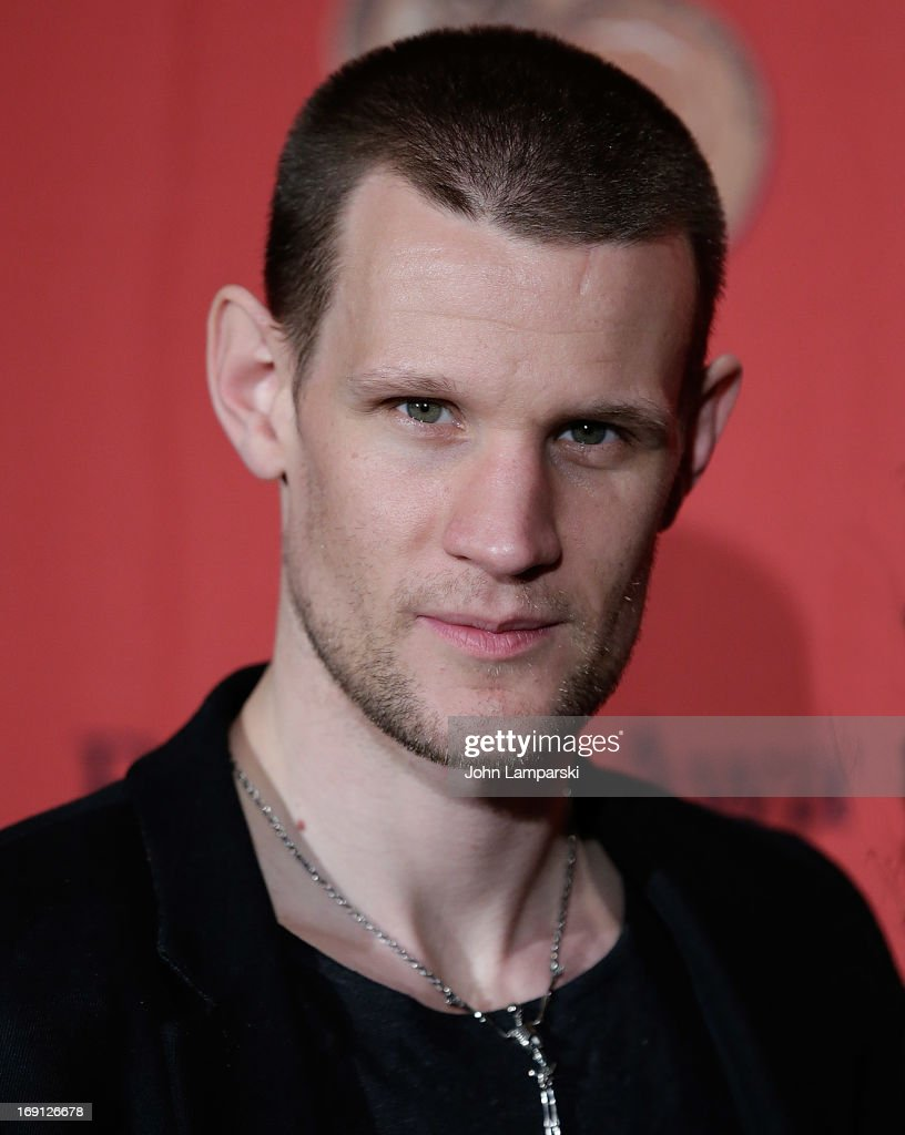 Matt Smith attends 72nd Annual George Foster Peabody Awards at The Waldorf=Astoria on May 20, 2013 in New York City.