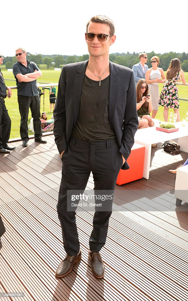 Matt Smith attends day two of the Audi Polo Challenge at Coworth Park Polo Club on June 1, 2014 in Ascot, England.