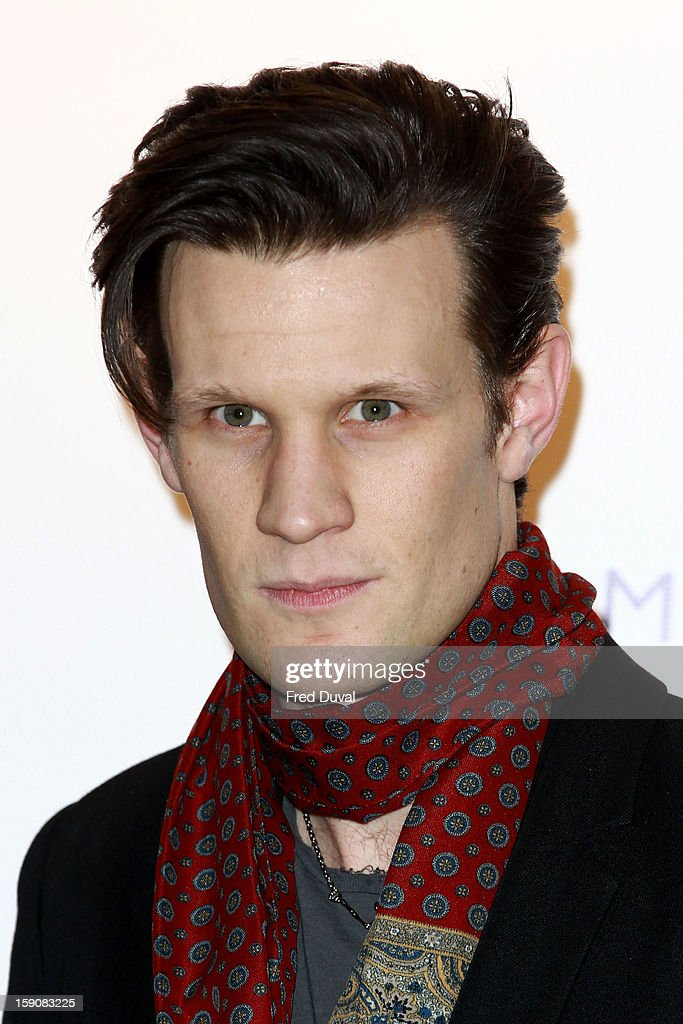 <a gi-track='captionPersonalityLinkClicked' href=/galleries/search?phrase=Matt+Smith+-+Actor&family=editorial&specificpeople=6877373 ng-click='$event.stopPropagation()'>Matt Smith</a> attends the Tommy Hilfiger & Esquire event at the London Collections: MEN AW13 at on January 7, 2013 in London, England.