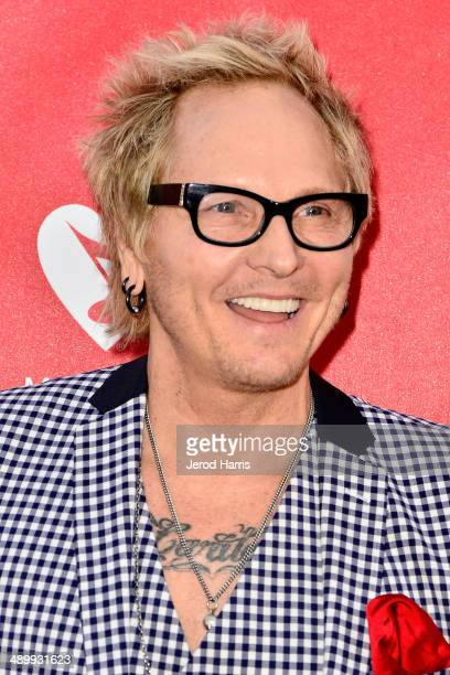 Matt Sorum arrives at the 2014 MusiCares MAP Fund Benefit Concert at Club Nokia on May 12 2014 in Los Angeles California