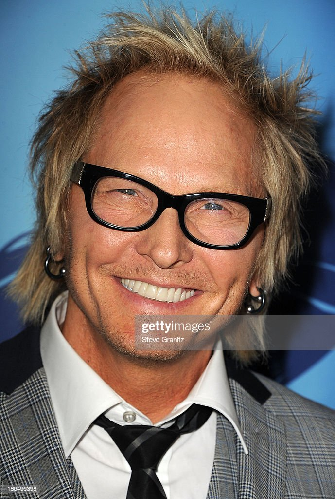 Matt Sorum arrives at the Oceana Partners Award Gala With Former Secretary Of State Hillary Rodham Clinton and HBO CEO Richard Pleple at Regent Beverly Wilshire Hotel on October 30, 2013 in Beverly Hills, California.