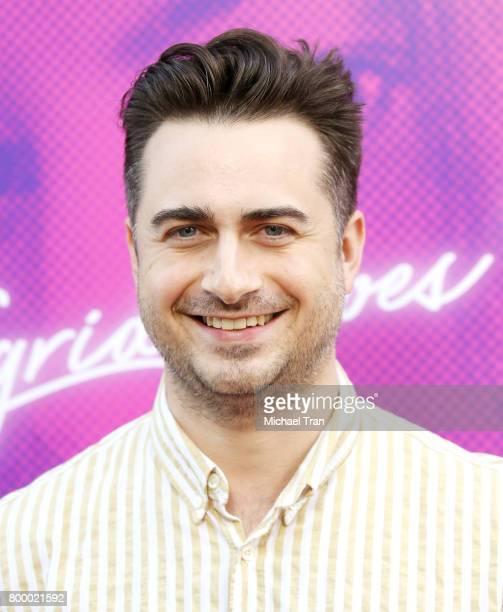 Matt Spicer arrives at the 2017 Los Angeles Film Festival closing night screening of 'Ingrid Goes West' held at Arclight Cinemas Culver City on June...