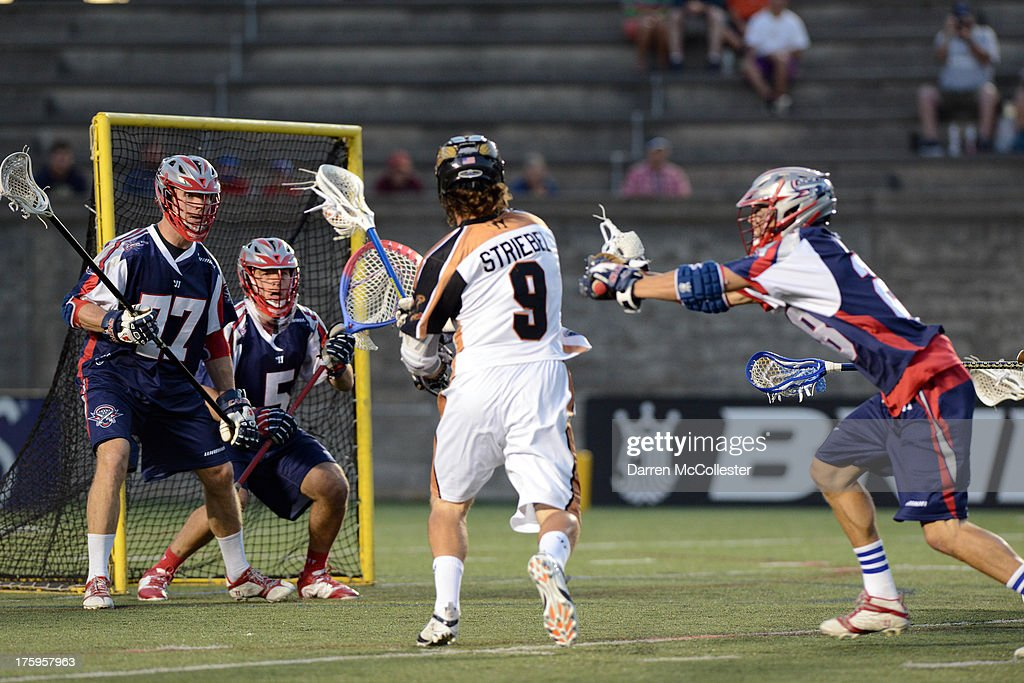 Rochester Rattlers v Boston Cannons