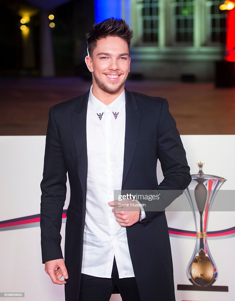 Matt Terry attends The Sun Military Awards at The Guildhall on December 14, 2016 in London, England.