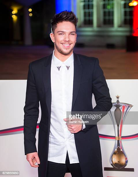 Matt Terry attends The Sun Military Awards at The Guildhall on December 14 2016 in London England
