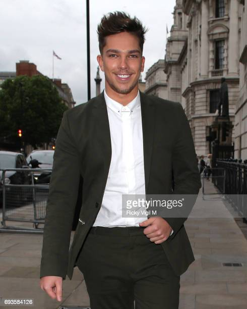 Matt Terry attends Together for Short Lives Midsummer Ball at Banqueting House on June 7 2017 in London England